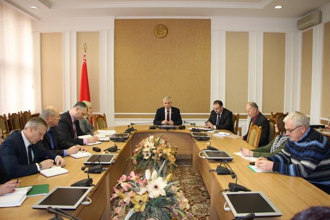 Заседание комиссии по жилищной политике и строительству