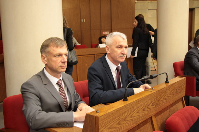 На заседании сессии Палаты представителей